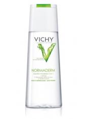 vichy normaderm solucion micelar 3 en 1 200 ml