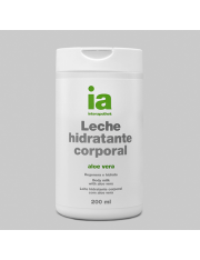 interapothek leche hidratante corporal aloe vera 200 ml