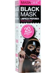 MASK-DER BLACK MASK MASCARA LIMPIEZA PROFUNDA 100 ML