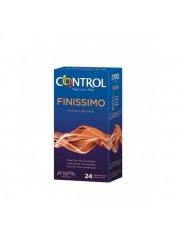 preservativos control finissimo 24 unidades