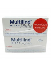 MULTILIND PLATA DUPLO CREMA 2 X 75 ML