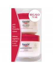 Eucerin pH5 Crema Piel Sensible 100 ml + 75 ml Regalo