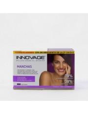 Innovage Manchas 2 x 30 cápsulas envase ahorro Protección, Renovación y Vitalidad de la Piel