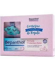 bepanthol pomada protectora bebe 100 g + portachuepete de regalo
