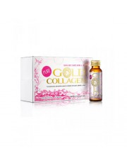 PURE GOLD COLLAGEN 50 ML 10 FRASCOS MONODOSIS