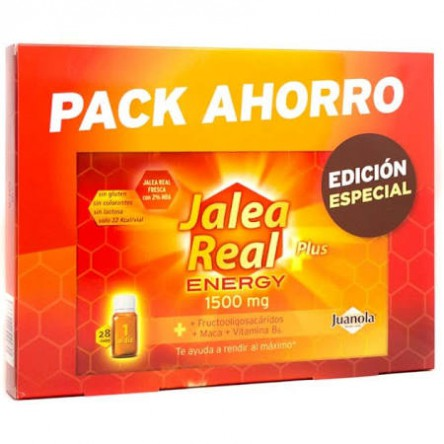 DUPLO JALEA REAL PLUS ENERGY 2X14 VIALES