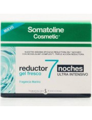 SOMATOLINE GEL REDUCTOR 7 NOCHES 400 ML.