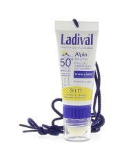 LADIVAL PACK ALPIN CREMA FOTOPROTECTORA FPS 50+ 20 ML + STICK 3.2 ML