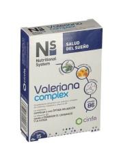 NS VALERIANA COMPLEX 15 COMPRIMIDOS CINFA