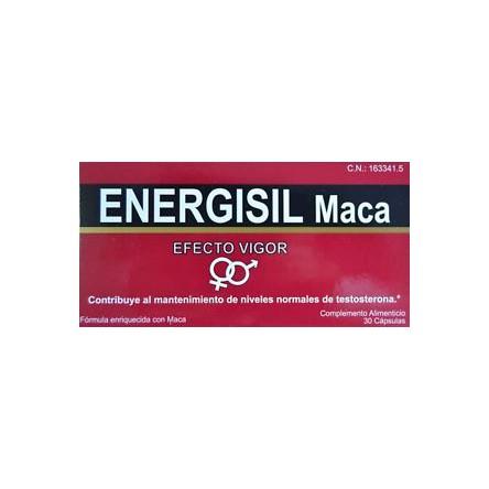 Energisil maca 30 capsulas Energisilmaca