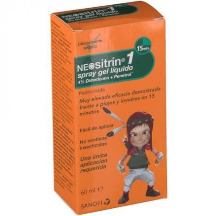 NEOSITRIN 100% GEL ANTIPARASITARIO 60 ML