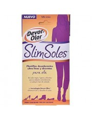 PLANTILLAS ANTIOLOR DEVOR OLOR SLIM SOLES ULTRA