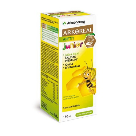 Arkovital jarabe apetit 150 ml arkopharma