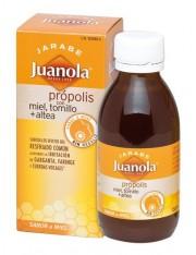 Juanola própolis/Miel/Tomillo Jarabe | 125ml