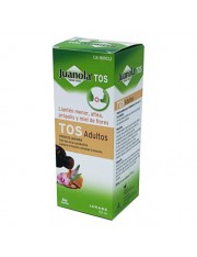 JUANOLA ADULTOS tos JARABE 150 ML