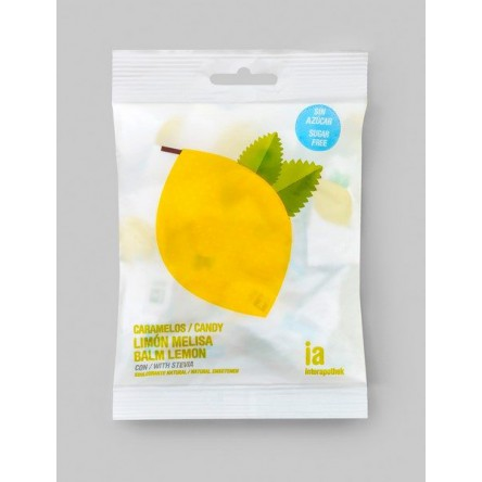 Interapothek balmelos limon melisa bolsa sin azucar 50 g