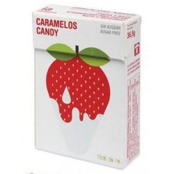 Interapothek balmelos nata fresa cajita sin azucar 36,5 g