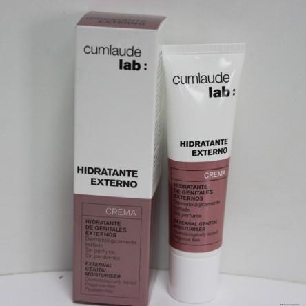 Cumlaude lab: hidratante externo vaginal 30ml