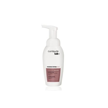 Cumlaude lab: higiene intima clx mousse 200 ml