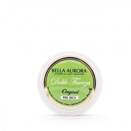 Bella aurora crema anti manchas doble fuerza piel seca 30 ml