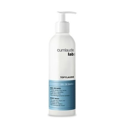 Cumlaude lab: topylaude gel de baño 200 ml