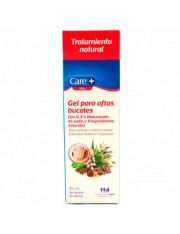 CARE+ GEL GINGIVAL CICATRIZANTE aftas bucales 10ML