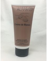 LINEA ALIVIA CREMA DE MANOS HIDRATANTE, PROTECTORA INGREDIENTES NATURALES 87 % 100 ml