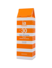 Interapothek fotoprotec spf 30 gel crema 50 ml