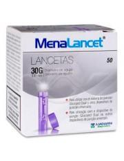 LANCETAS MENALANCET GLUCOJECT 50 UNIDADES