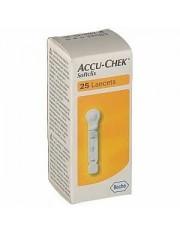 LANCETAS ACCU-CHEK SOFTCLIX LANCET 25 LANCETAS