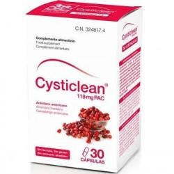 Cysticlean 118 mg 30 capsulas