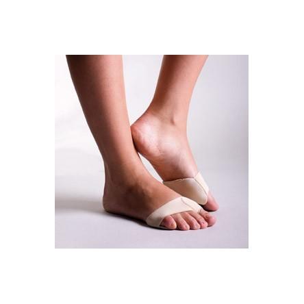 Almohadilla doble proteccion farmalastic talla pequeña ( nº de pie 36-38 ) cinfa