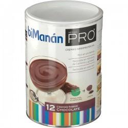 Bimanan metodo pro crema chocolate hiperproteica hipocalorica 540 g 12 dosis