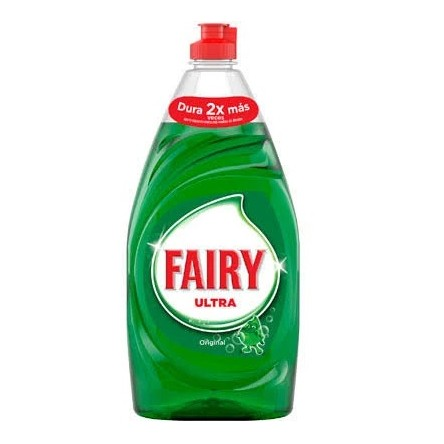 FAIRY VAJILLAS NORMAL 820 ML