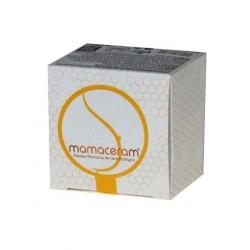 MAMACERAM Areolas Mamarias de Cera Ecológica de Abeja Para cuidados del pezón 2 unidades PEZONERAS cera de abeja